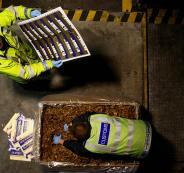 الشرطة الاسبانية تضبط 250 طن تبغ مهرب بقيمة 40 مليون يورو