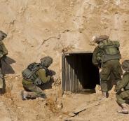 الجيش الاسرائيلي وغزة