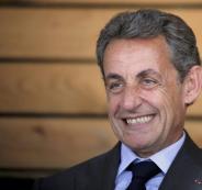 احتجاز ساركوزي