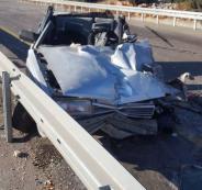 مصرع مواطن بحادث سير في سلفيت