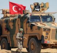 مقتل جندي تركي في سوريا