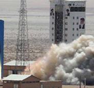 ايران واطلاق صواريخ الى الفضاء