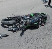 مصرع مواطن في حادث دراجة نارية في عين يبرود