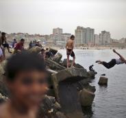 عدد سكان قطاع غزة