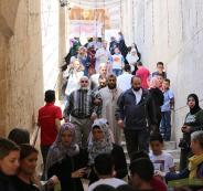 احياء الهجرة النبوية في الحرم الابراهيمي الشريف