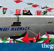 سفينة مرمرة التركية