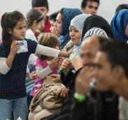 المانيا واللاجئيين
