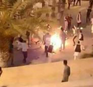 شاب يحرق نفسه في طرابلس