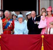 العائلة الملكية البريطانية وكأس العالم