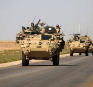 تركيا والانسحاب الامريكي من سوريا