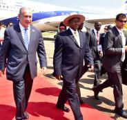 زيارات نتنياهو الى افريقيا