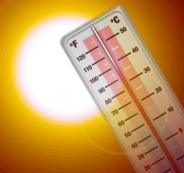 درجات الحرارة في رمضان