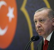 اردوغان وليبيا