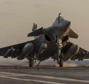 قصف امريكي على مواقع للنظام السوري