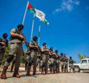قوات الأمن الوقائي