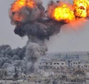انفجار في ريف ادلب