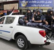 الشرطة تضبط مركبة في جنين