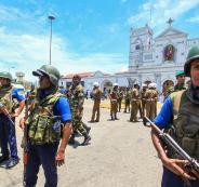 هجم سريلانكا وهجوم نيوزيلندا