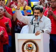 مادوروا والشعب السوري