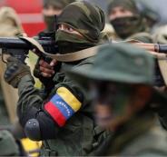 الجيش الفنزويلي ومادورو