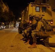الشاباك واحباط عمليات فلسطينية