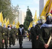 عسكرة النشاطات الطلابية في جامعة بيرزيت