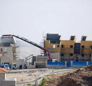 الموافقة على بناء مدينة للمستوطنين بمنطقة قلقيلية