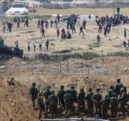 التهدئة بين حماس واسرائيل