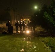 اعتقالات في جنين