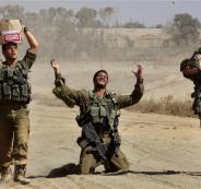 الجيش الاسرائيلي في غزة