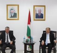 وزير الاقتصاد الفلسطيني