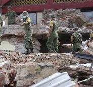 زلزال مدمر يضرب المكسيك
