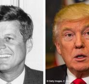 ترامب وجون كينيدي