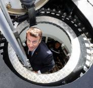فرنسا وجيش الفضاء