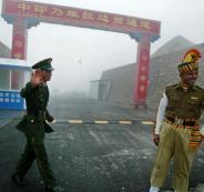 رشق بالحجارة بين قوات هندية وصينية في منطقية حدودية متنازع عليها