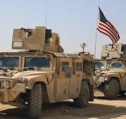 الجيش الامريكي في سوريا
