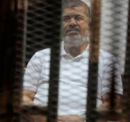 الحكم بالسجن 3 سنوات على محمد مرسي و17 آخرين بتهمة إهانة القضاء