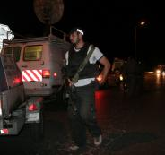 اصابة طبيب في هجوم للمستوطنين