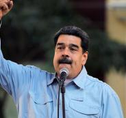 مادورو وترامب ورئيس كولومبيا