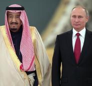 بوتين والسعودية