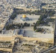 حفريات في المسجد الأقصى