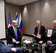 نتنياهو وروسيا والولايات المتحدة