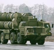 اسرائيل وصواريخ اس 300 السورية