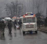 قتلى من الشرطة الهندية في تفجير بكشمير الهندية