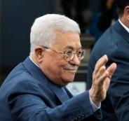 عباس وامين عام الامم المتحدة