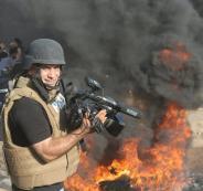 مصور الوكالة الامريكية اياد حمد