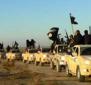 غارة روسية على مواقع لداعش في دير الزور
