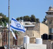 اسرائيل والحرم الابراهيمي الشريف