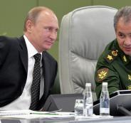 وزير الدفاع الروسي واسقاط الطائرة الروسية في سوريا