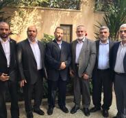 وفد حماس الى القاهرة بقرارات نهائية